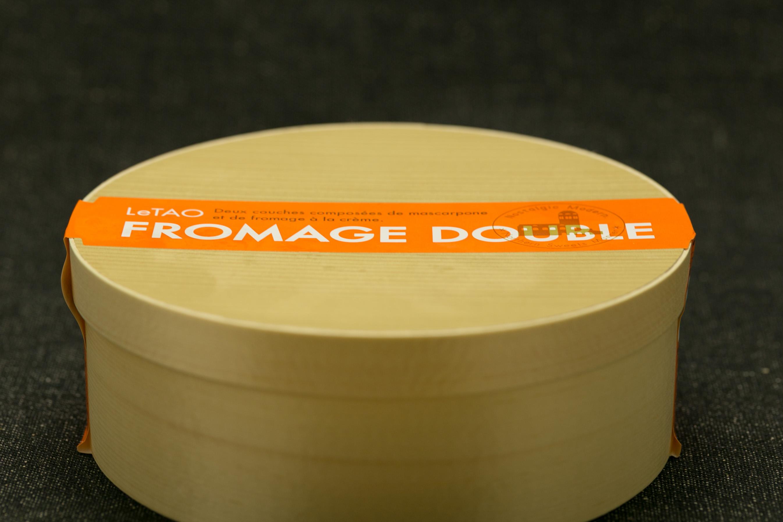 北海道旅行のお土産に!! 小樽洋菓子店ルタオ(LeTAO) ドゥーブルフロマージュ(FROMAGE DOUBLE)のチーズケーキ