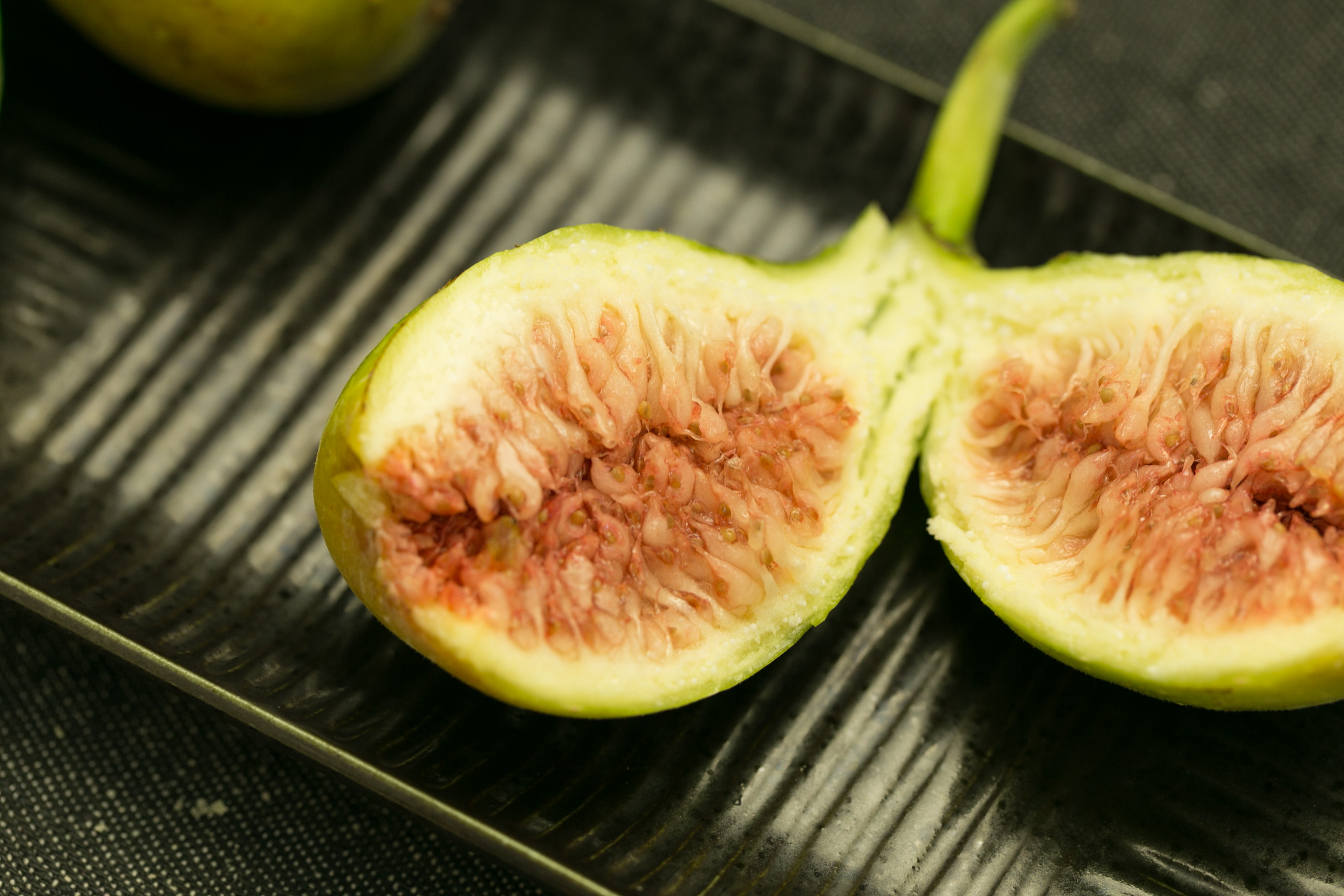 野菜ソムリエと一緒に『いちじく』のお勉強!