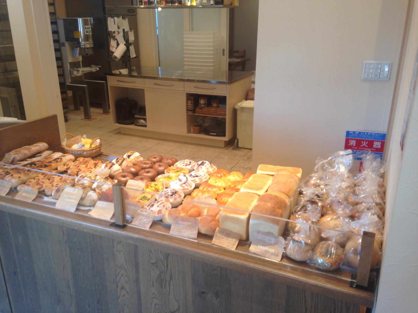 天然酵母パンが楽しめる「はやしぱん」さん in 名古屋市 藤が丘