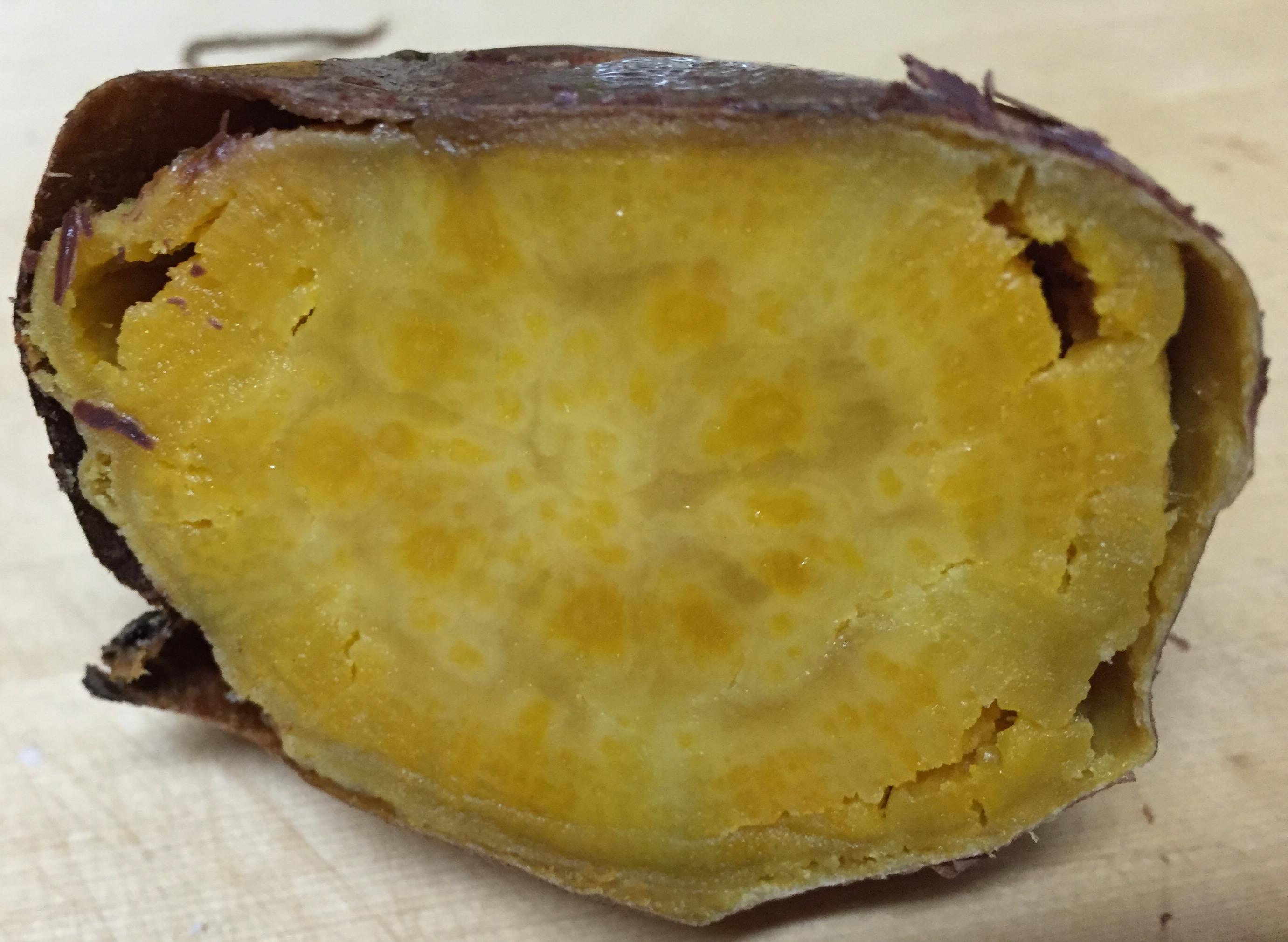 マジで美味かった「冷やし焼き芋」!ドール(Dole)さんの『秘蜜のぽてと』で作ってみた。