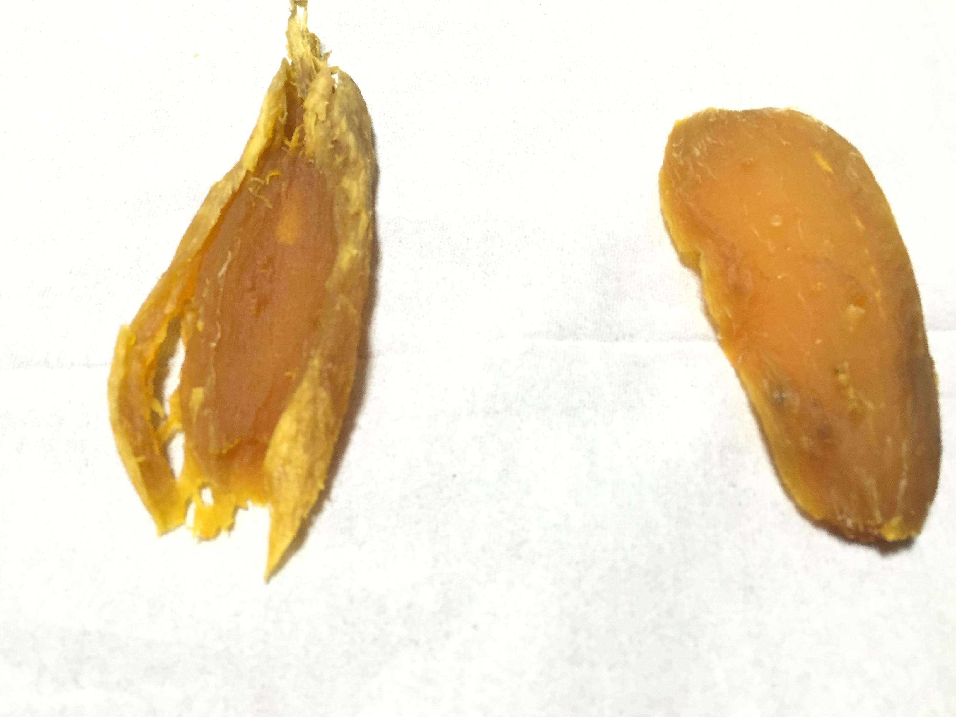 干し芋作りの前段取りでこんなに違う!『焼き芋』VS『茹で芋』