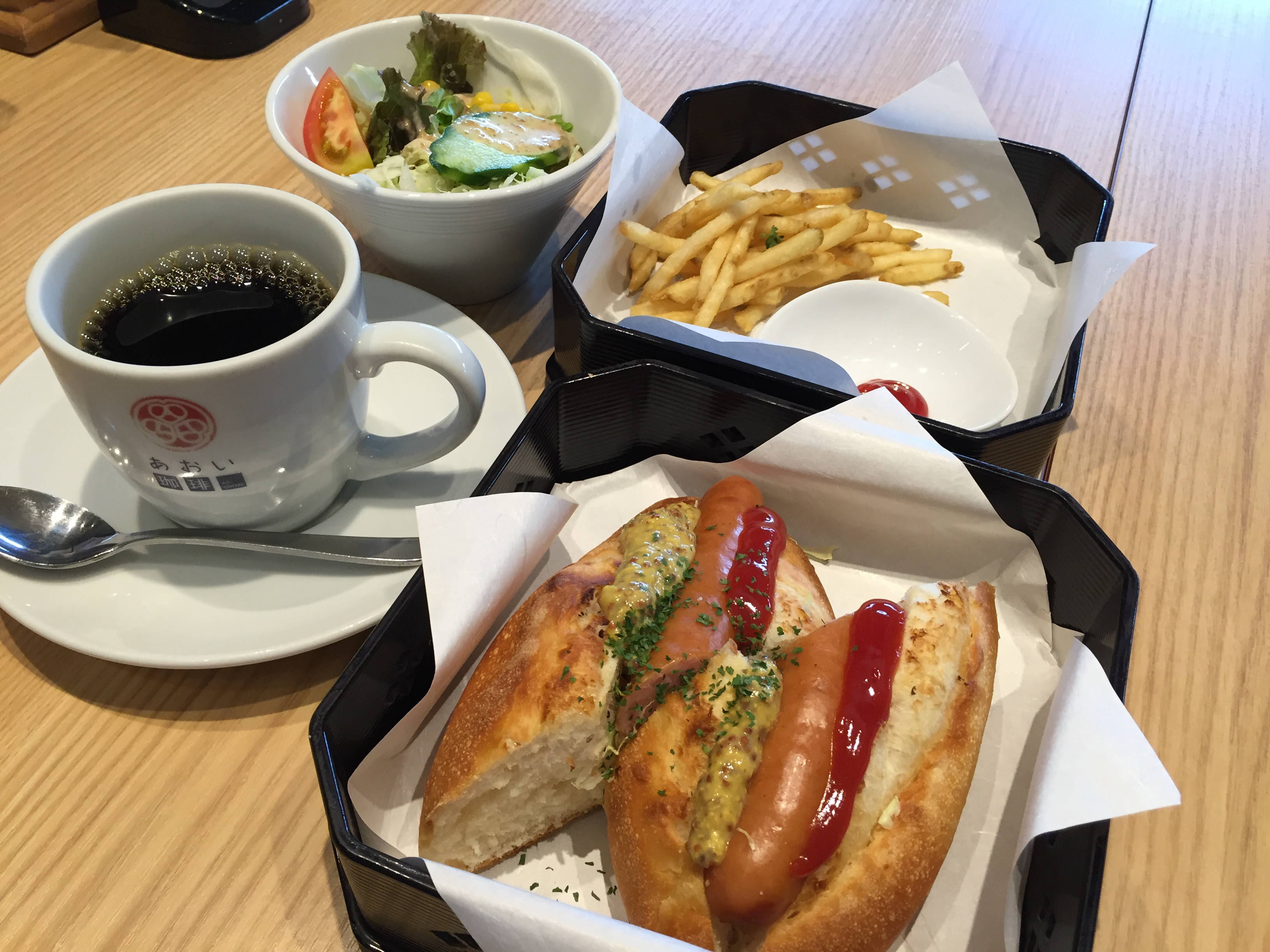 愛知県岡崎市の「あおい珈琲」のパンが絶品!パンのこだわりが凄い