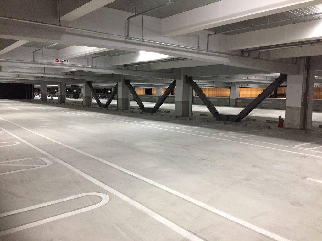 名古屋市営金城ふ頭駐車場