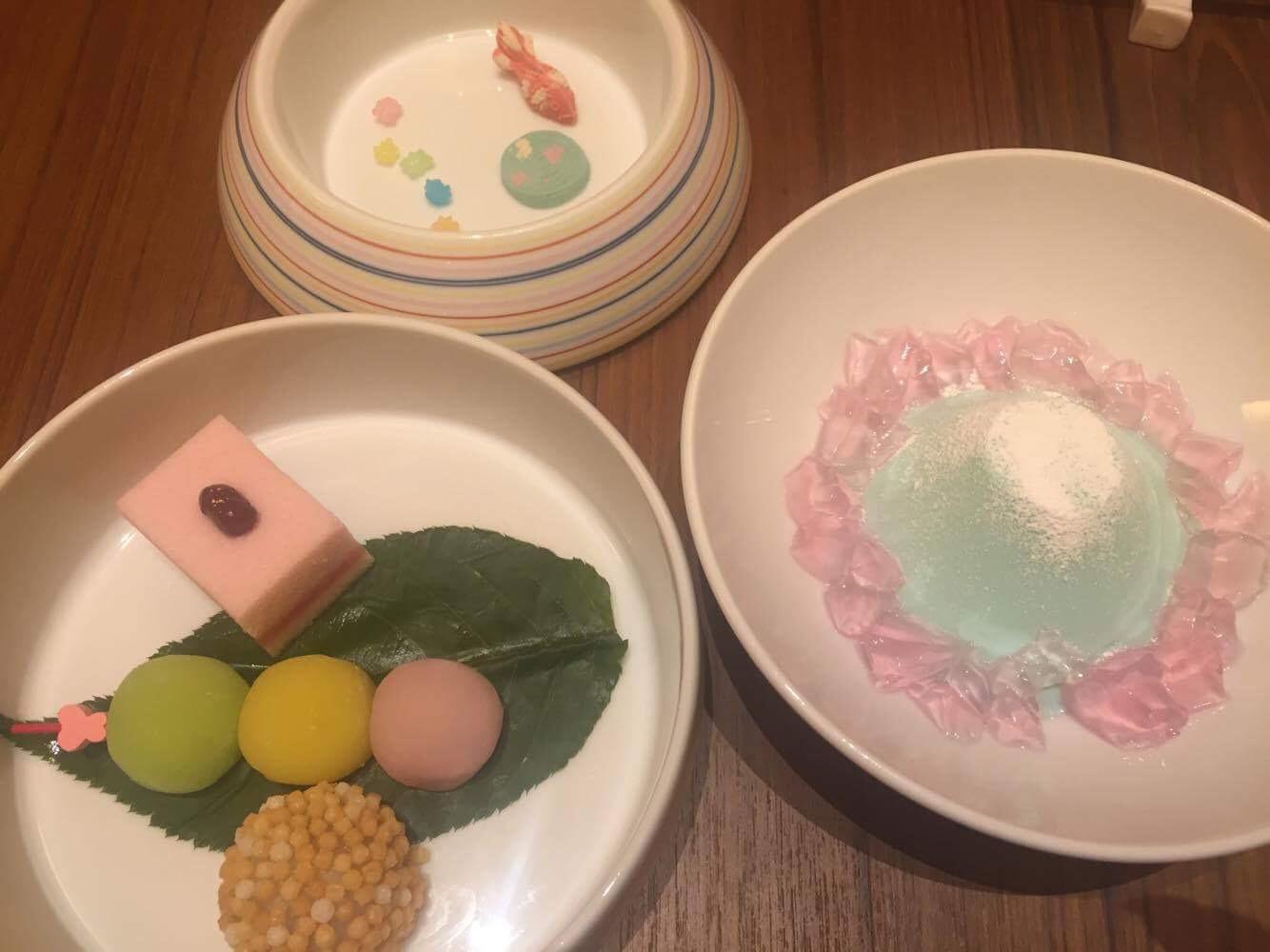 両口屋是清の本気の和カフェ!「和カフェダイニング わらん」は名古屋JRゲートタワープラザで楽しめる。