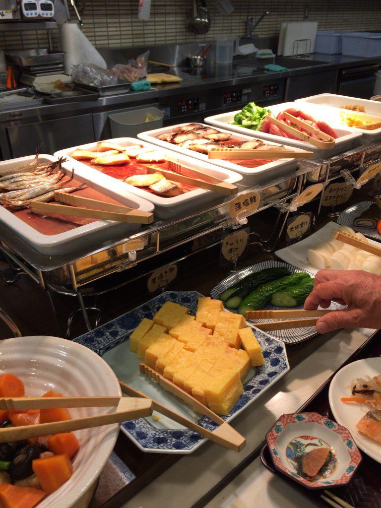 福井マンテンホテル駅前 朝食2