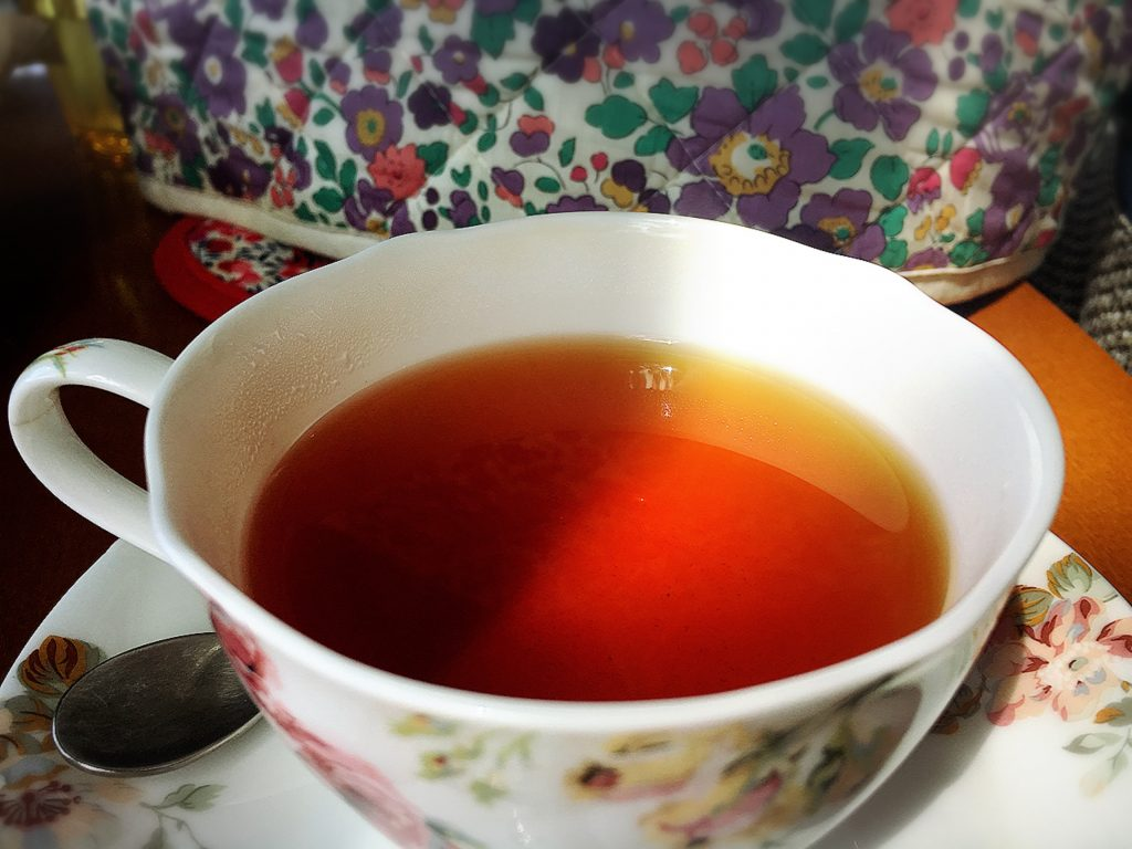 ティーハウスsima(シマ)の紅茶