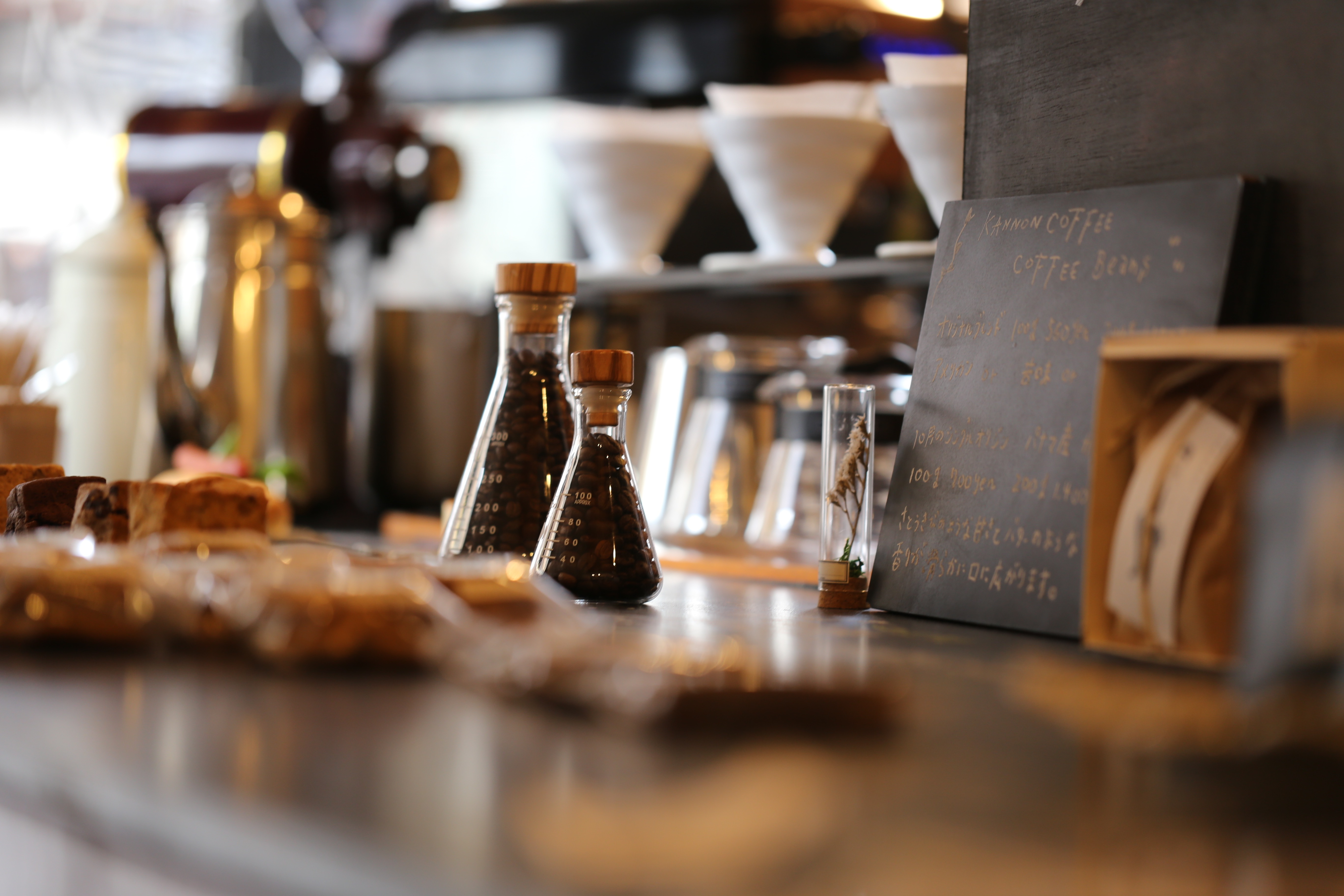 【移転】大須コーヒー専門店KANNONCOFFEE(カンノンコーヒー)はフォトスポットもあって映える