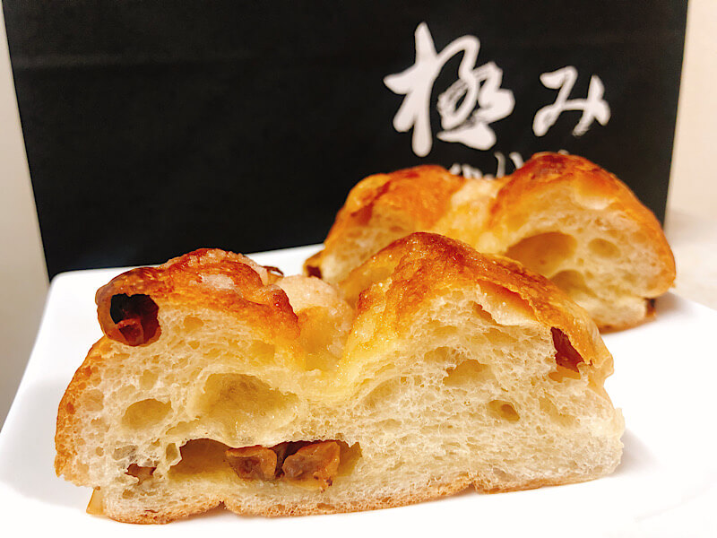 北海道香熟パン極みのぶどうパン