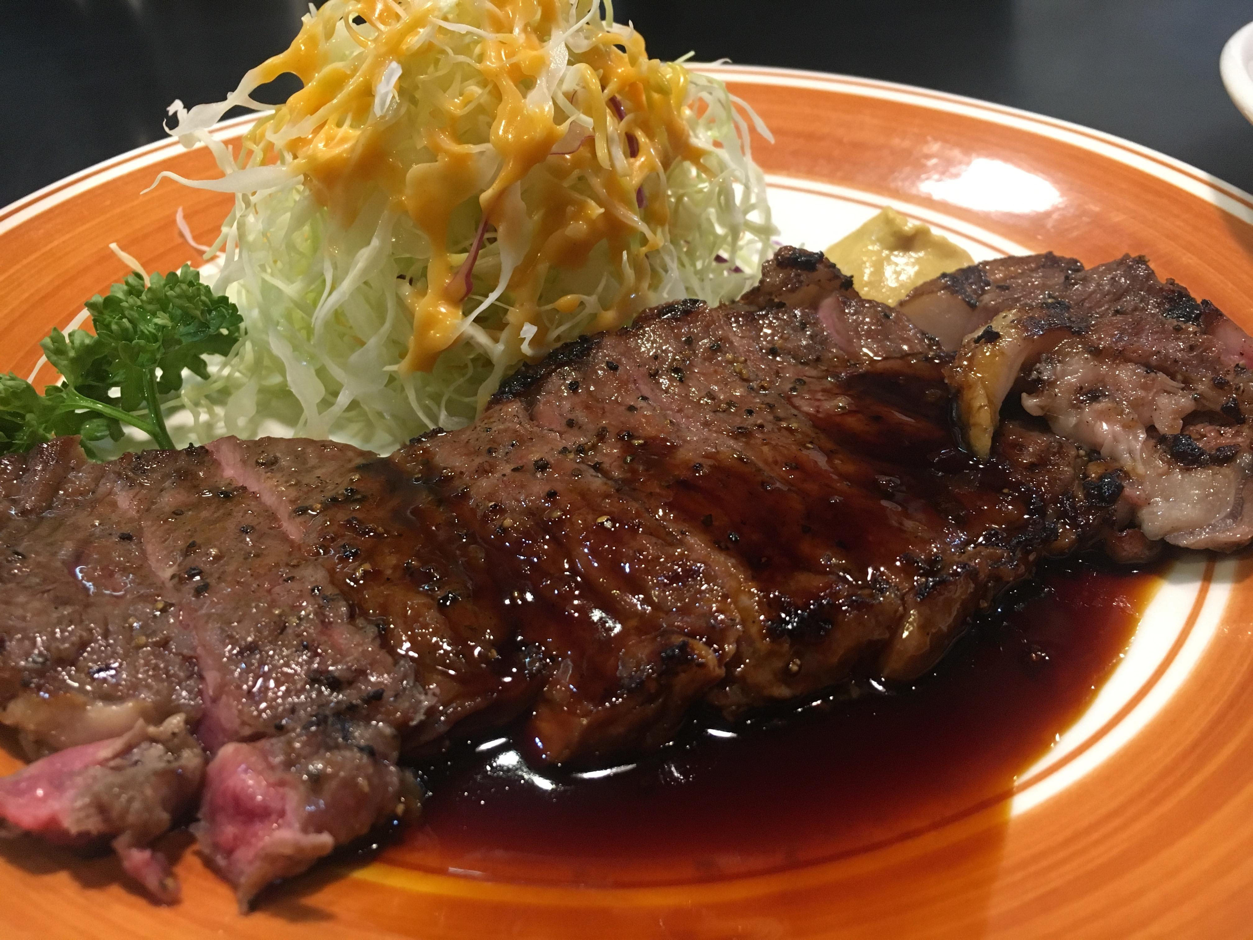牛肉料理 炭焼きステーキ専門店 鎌田のステーキランチ
