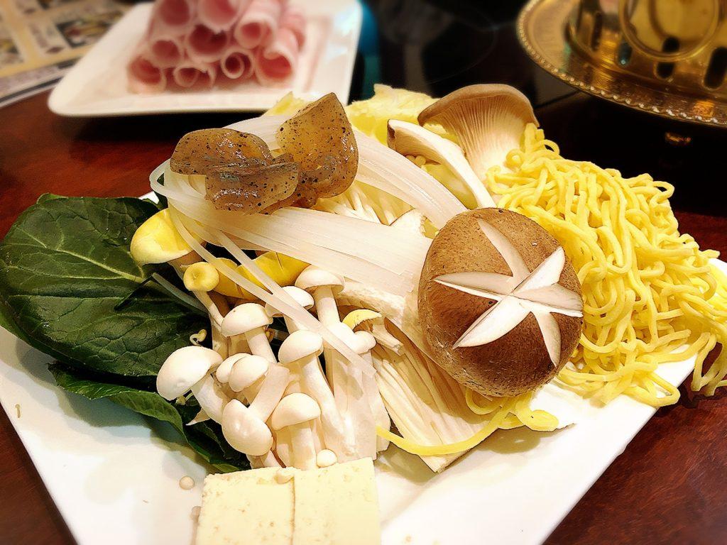 中国料理きのこ鍋専門店 四季茸 栄本店のランチ