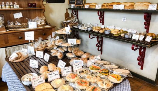 刈谷「ラポルト」は国産小麦使用で天然酵母で作っているもっちりした美味しいパン