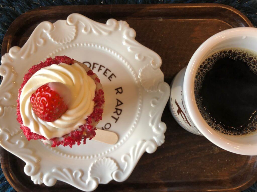 アールアートオブコーヒーのコーヒー