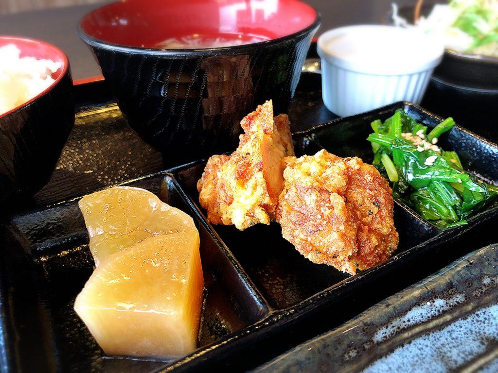 餃子専門店福沢のランチ