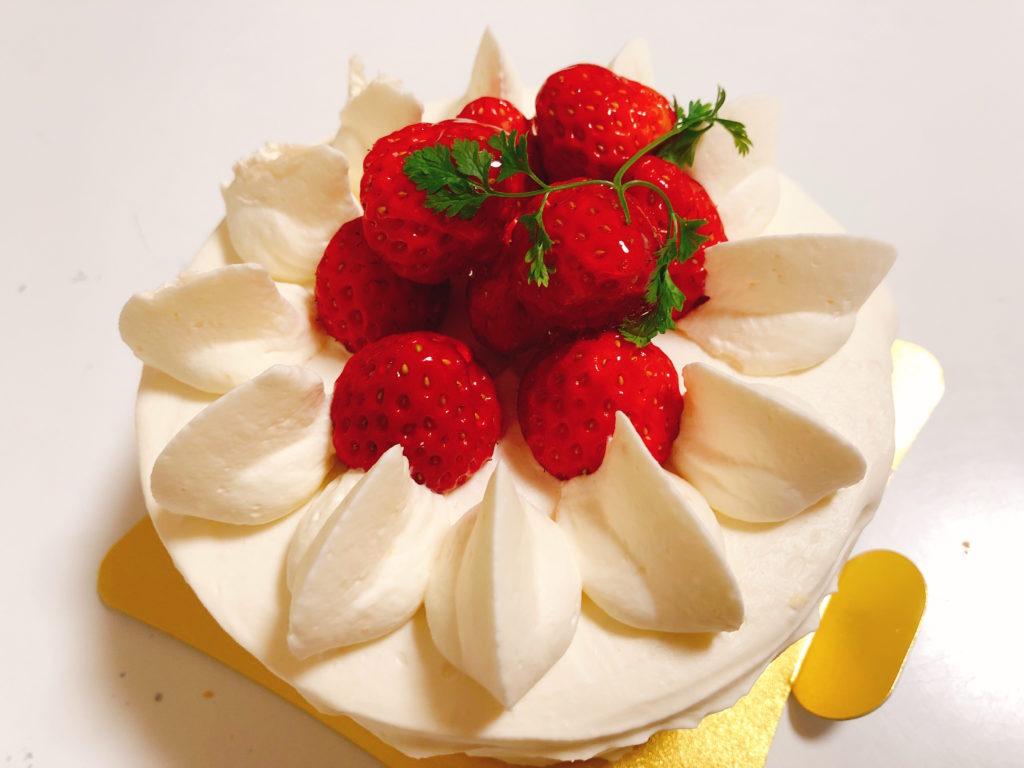パティスリー ドゥ・ド・ボワのケーキ