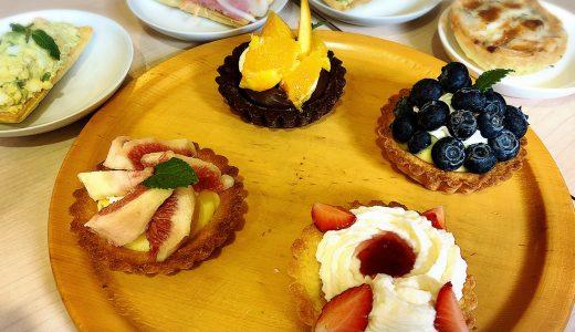 完全予約制のカフェタルトは名古屋守山区。出来立てタルト食べ放題のコースも!
