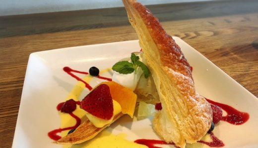 「Dessert Restaurant Paff(デザートレストランパフ)」名古屋駅でデザートランチを食べる時にオススメ!