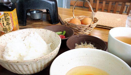 岡崎 太田商店の「ランニングエッグ」が食べられる「たまごdeごはん」。直売所「らんパーク」も魅力的!