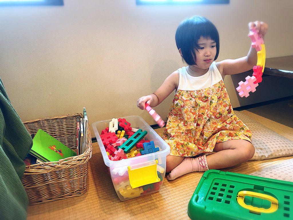 夢助だんご(米の菓ゆめすけ)の子供のおもちゃ