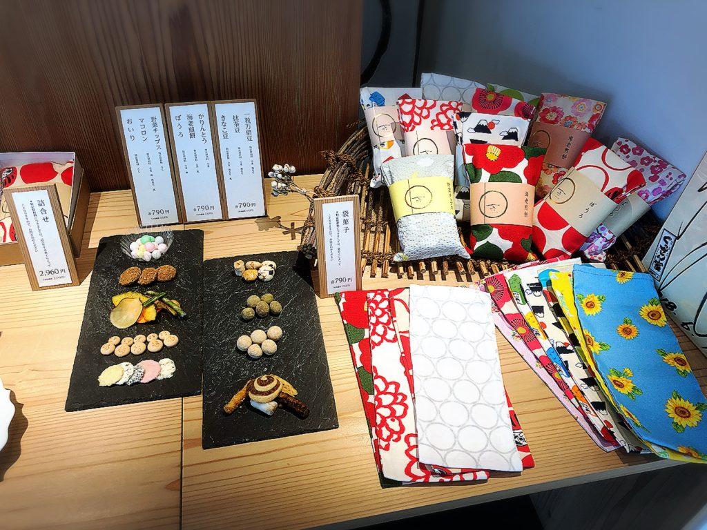 一朶(いちだ)名古屋店の菓子