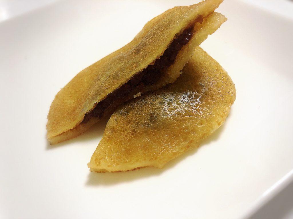 一朶(いちだ)名古屋店の餅どら焼き