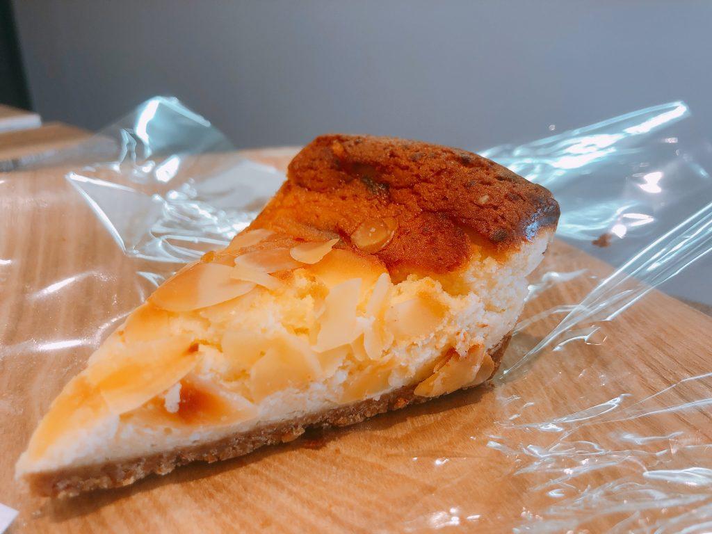 ケイのシフォンケーキのチーズケーキ