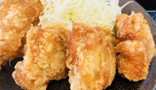 唐揚げ専門店「からやま」はコスパが最高!無料でご飯大盛り、塩辛食べ放題!