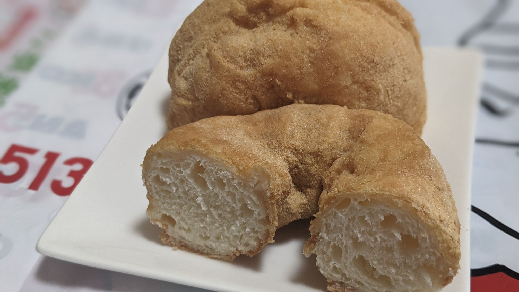 コイサンベーカリーの台湾ドーナツ