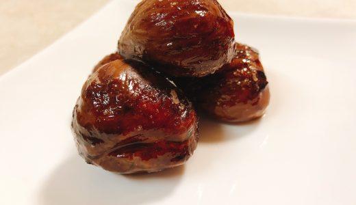 『初心者向け』重曹を使わない「栗の渋皮煮」の作り方。栗の茹で方は?栗ご飯の作り方は?などご紹介!