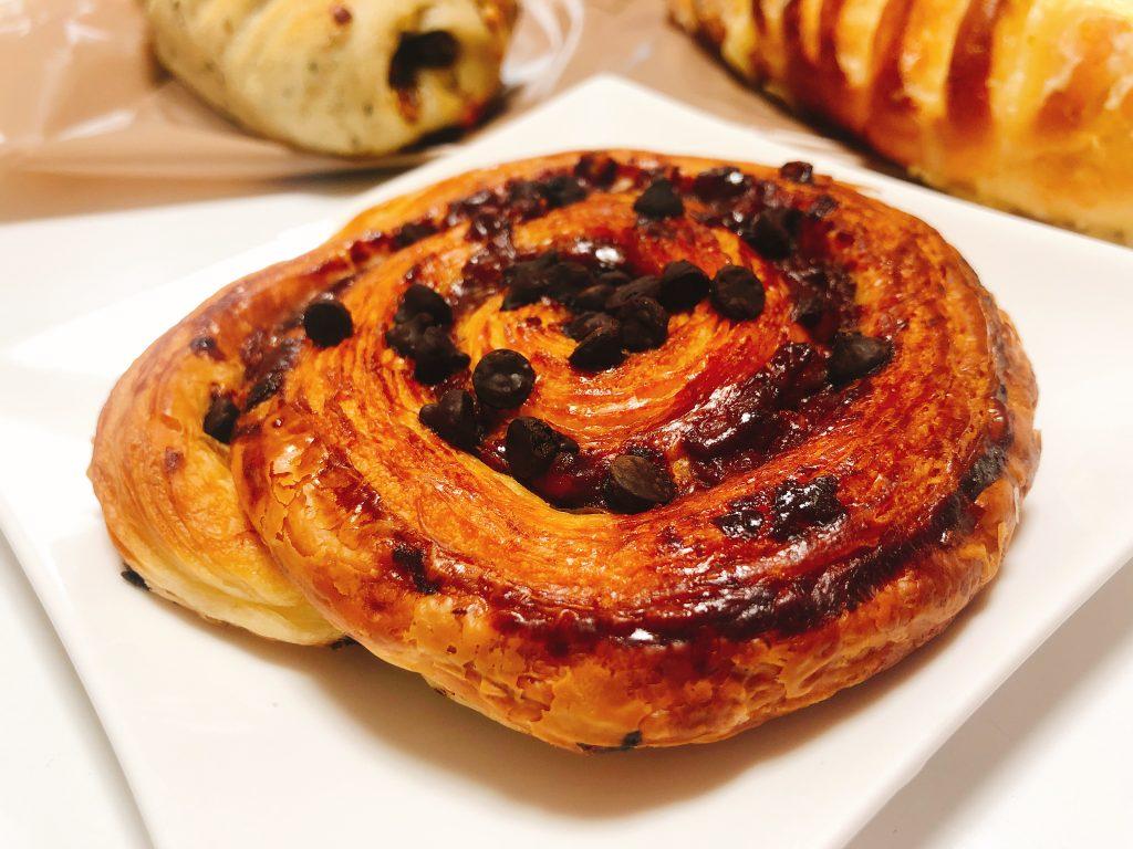 ルプレジールデュパンのパン