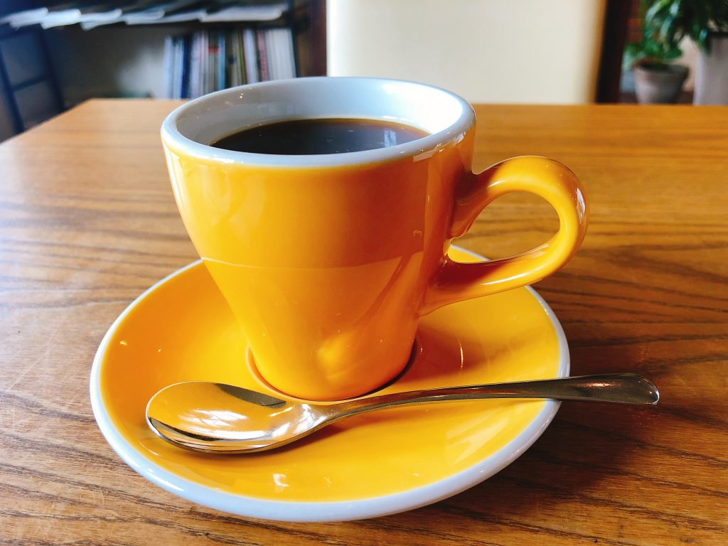 BERINGPLANTのコーヒー