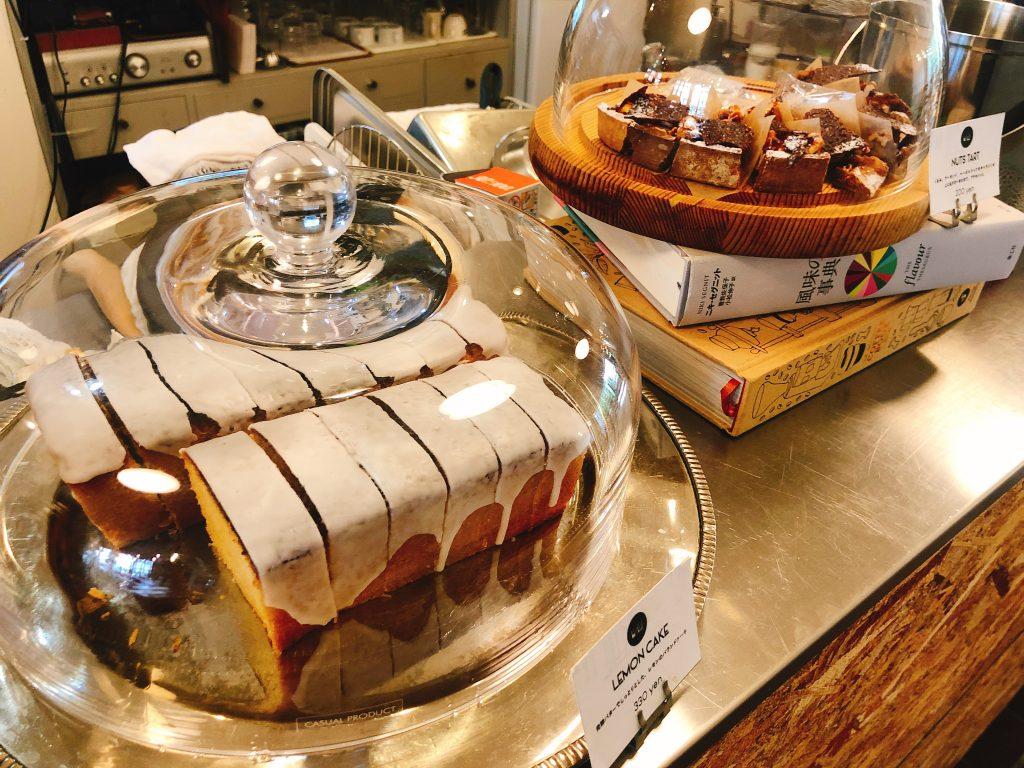 BERINGPLANTのケーキ
