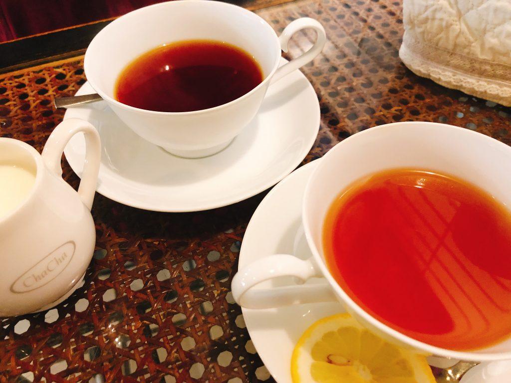 chachaの紅茶