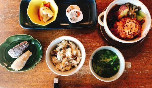 名古屋 名東区の可愛いカフェ「pecori(ペコリ)」のランチが絶品