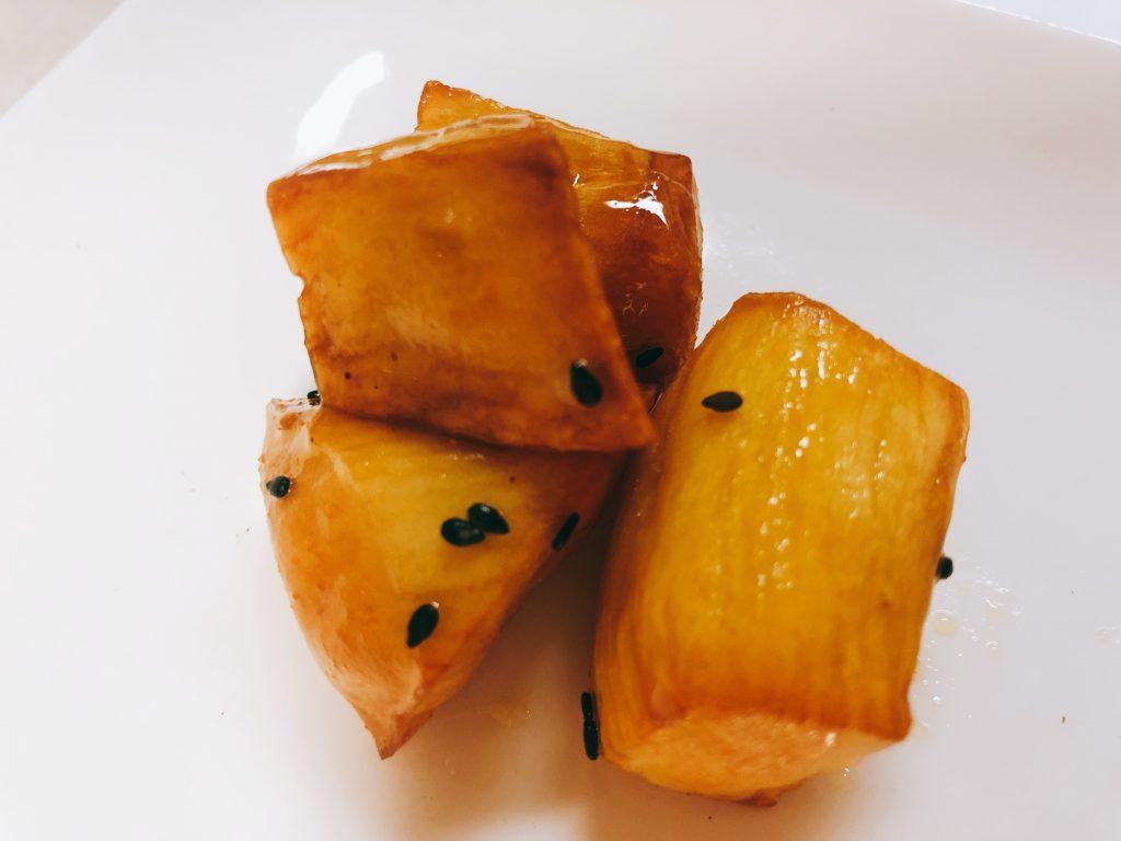 壺焼き芋専門店ポテポテの大学芋