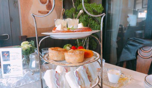 パフェが人気の「じゅんべりーカフェ」でアフタヌーンティーセットが始まりました!豊田市