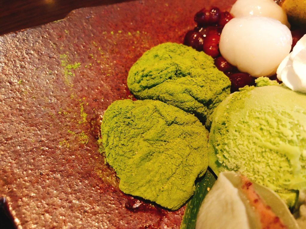 太郎茶屋鎌倉名古屋緑店のパフェ