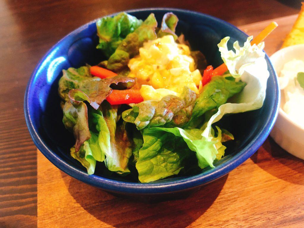 kannokuracoffeeのサラダ