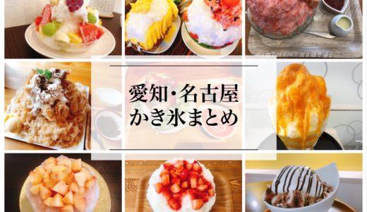 【名古屋・愛知】美味しいかき氷厳選36選!地元民おすすめ