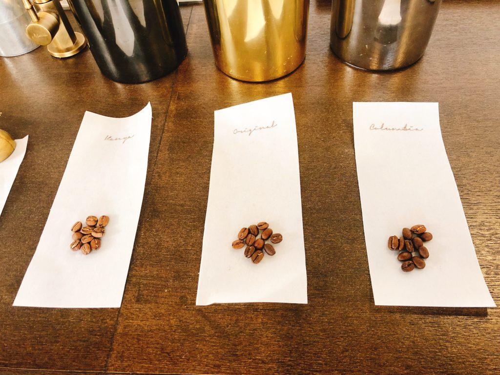 トキイロコーヒーのコーヒー