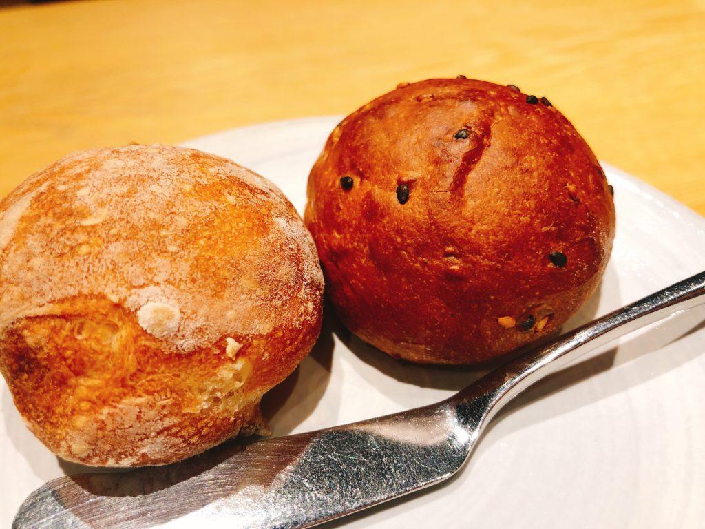 グリシーヌのパン