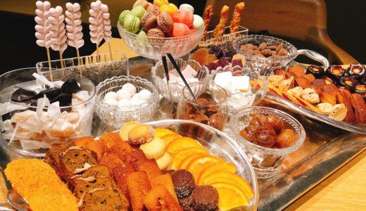八事の隠れ家フレンチ「グリシーヌ」のランチの茶菓子コースがオススメ!