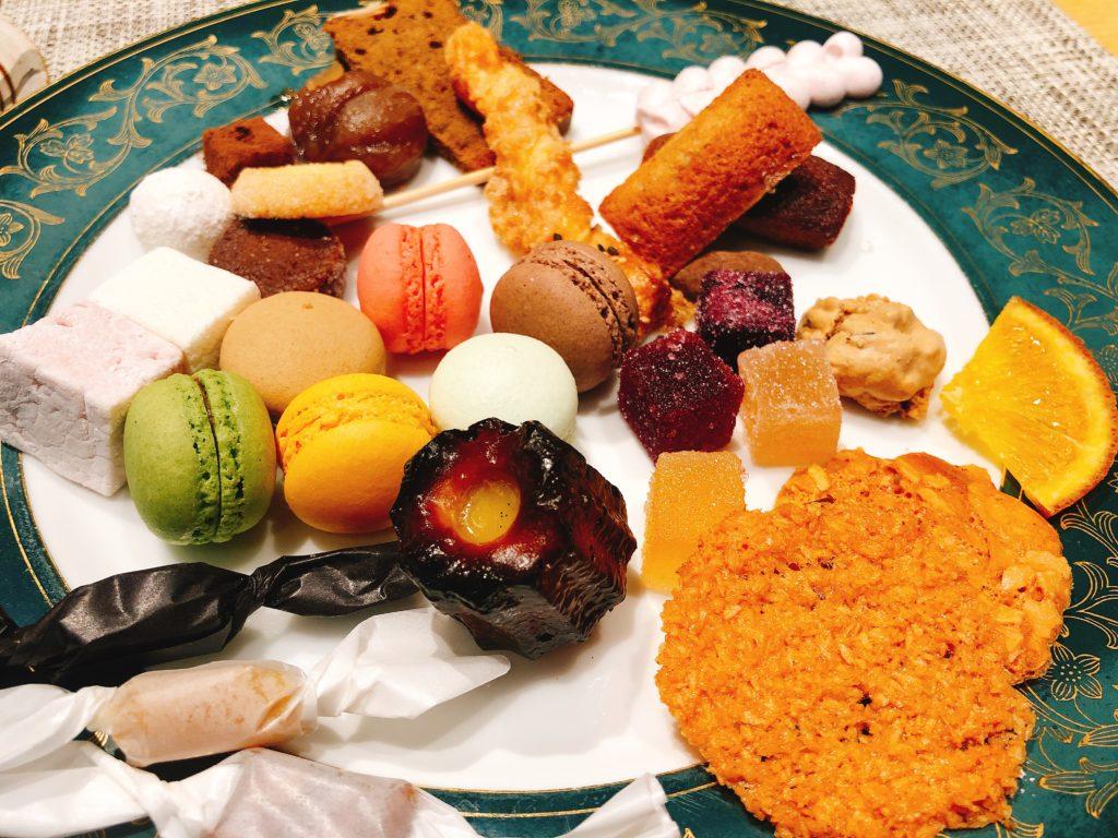グリシーヌの焼き菓子