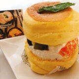 ZU-CCOTTO のパンケーキサンド