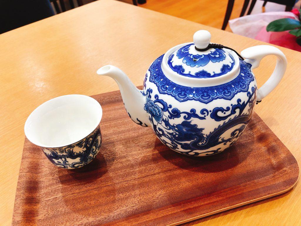 ラプサンスの中国茶