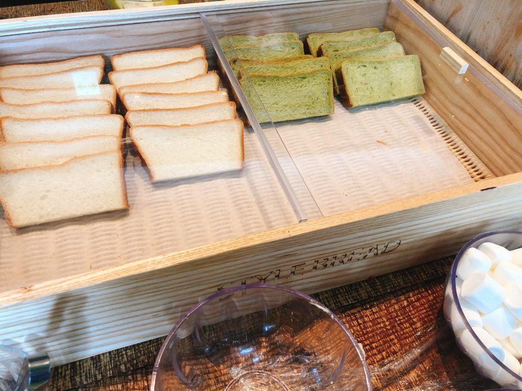 サニーオーチャード栄の食パン