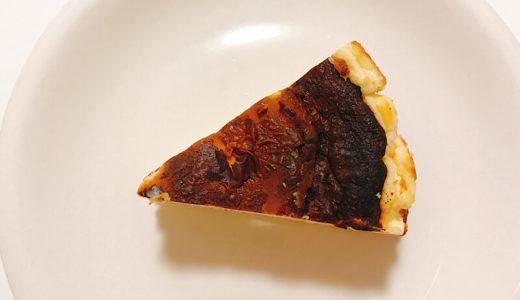 尼ケ坂カフェドリオンパレットのバスクチーズケーキとフルーツサンドはテイクアウトもできる!
