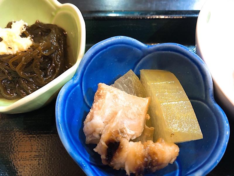 海鮮「うお寅」の小鉢