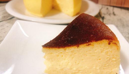 名古屋 MAKKURO(まっくろ)のバスクチーズケーキ! 近鉄パッセにオープン
