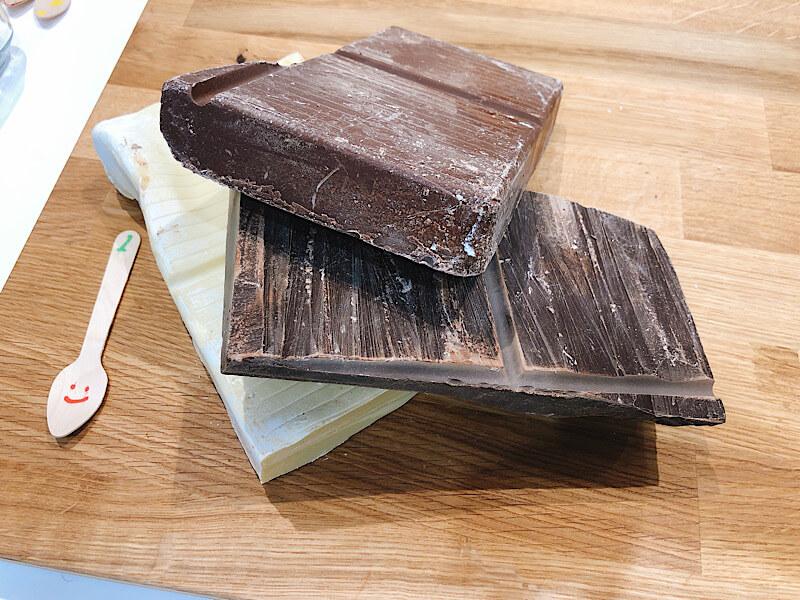 cafenoのチョコレート