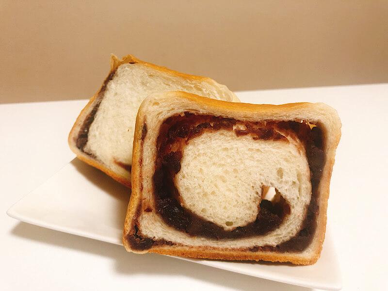 マコパンのあん食パン